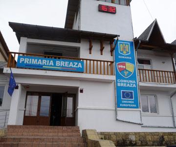 Primarie Comuna Breaza, Buzau